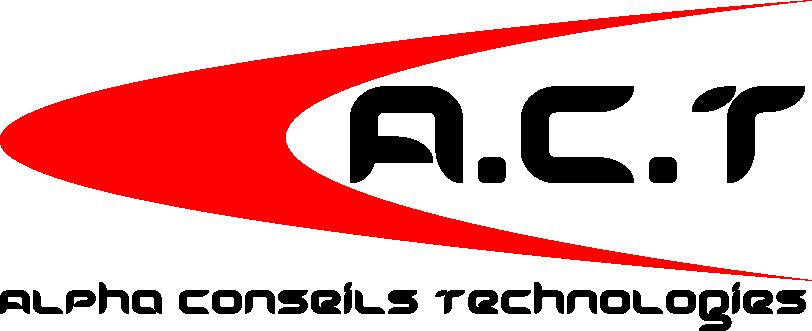 ACT | Alpha Conseils Technologies | Solutions Informatiques Innovantes | Logo ACT